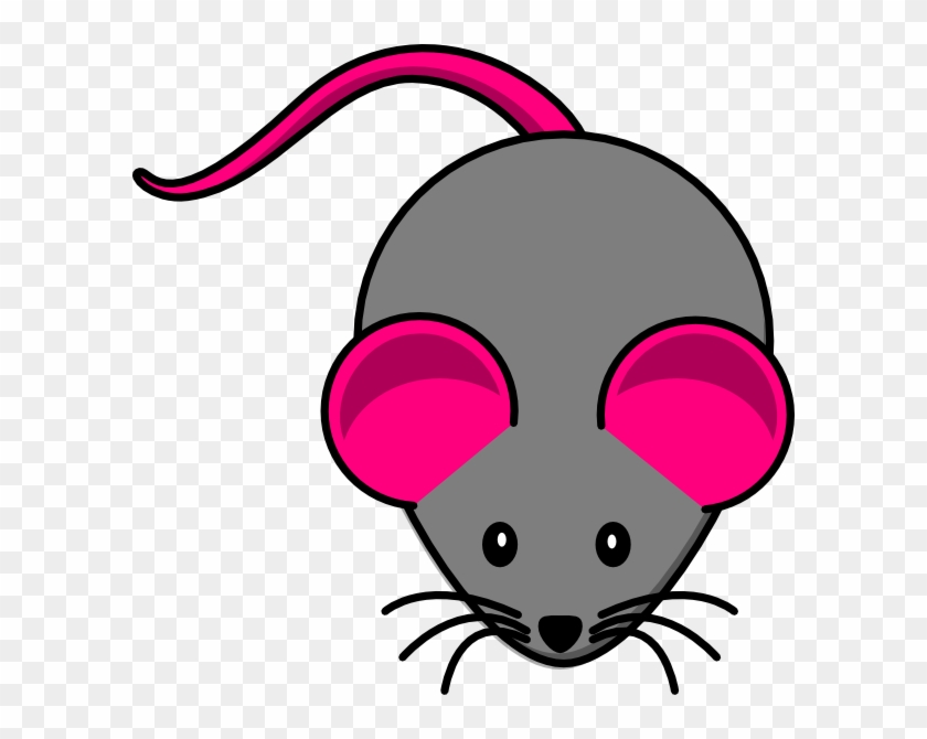 Free Clipart Images Computer Mouse - Cartoon Mouse #38082