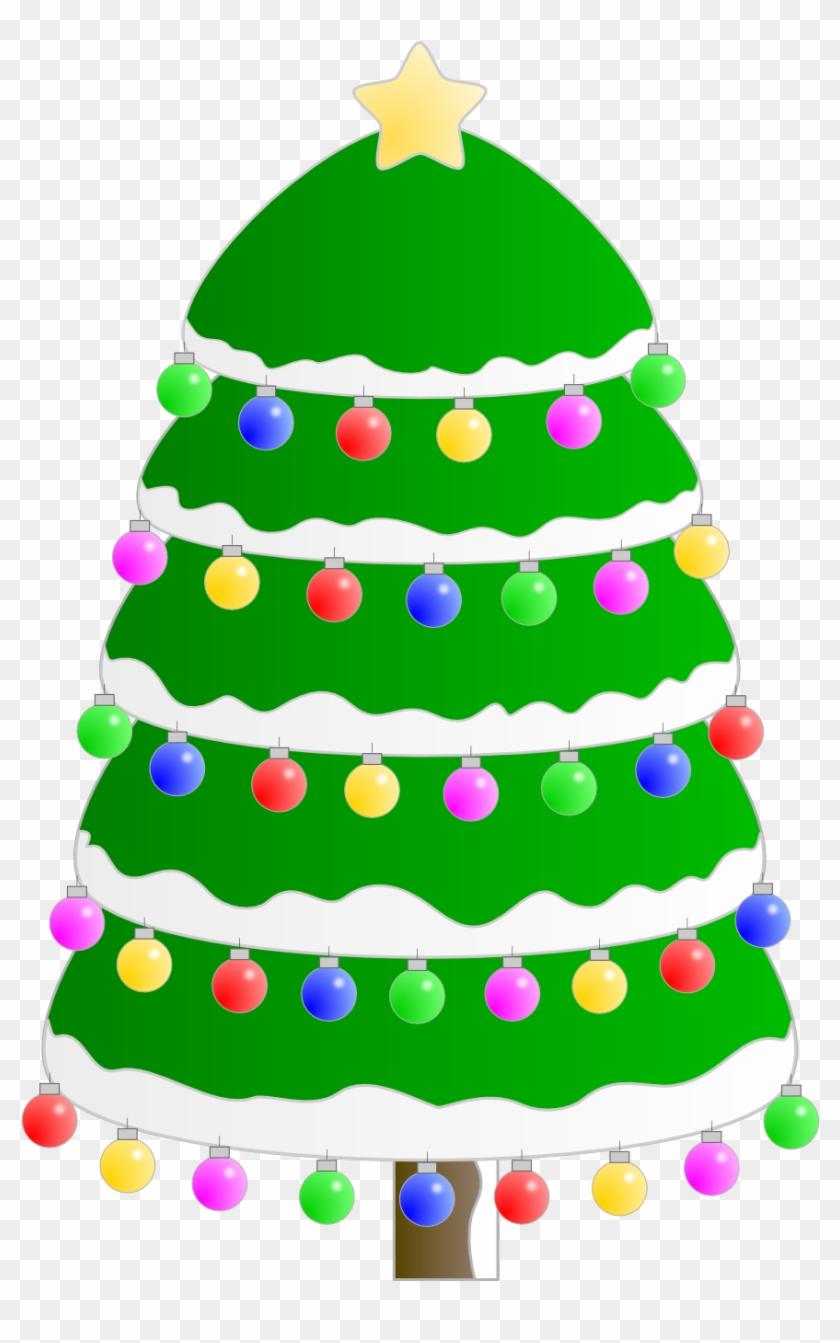 Arbol De Navidad - Christmas Tree Oval Ornament #38215