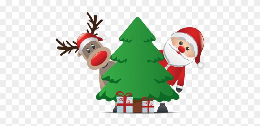 Christmas Deals Miami Papai Noel Com Arvore De Natal Free