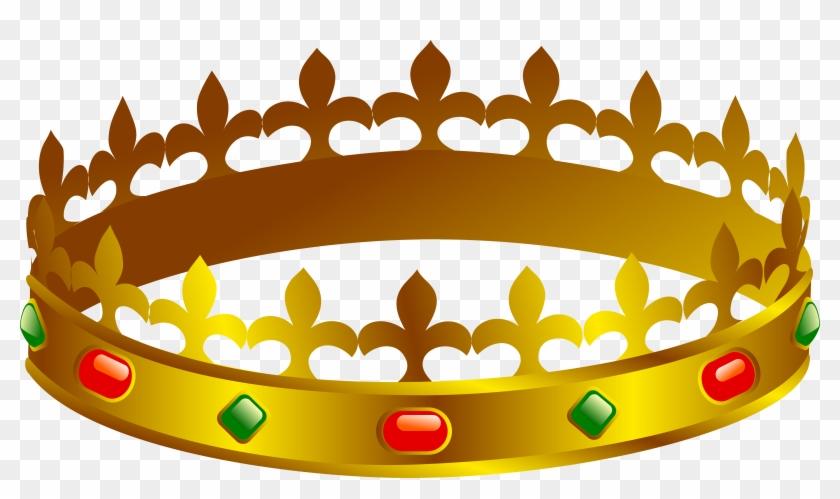 Crown Clip Art - Prince Crown Clipart Png #38377