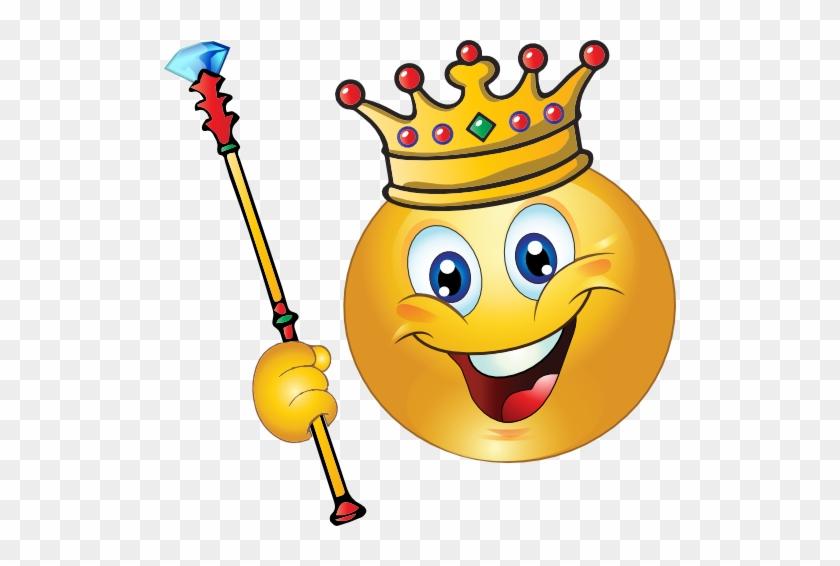 смайл король в картинках самостоятельно определяет, какие