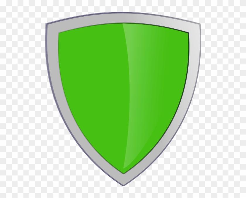Neoteric Shield Clipart Green No Whitebackround Clip - Green Shield Logo Transparent #38769