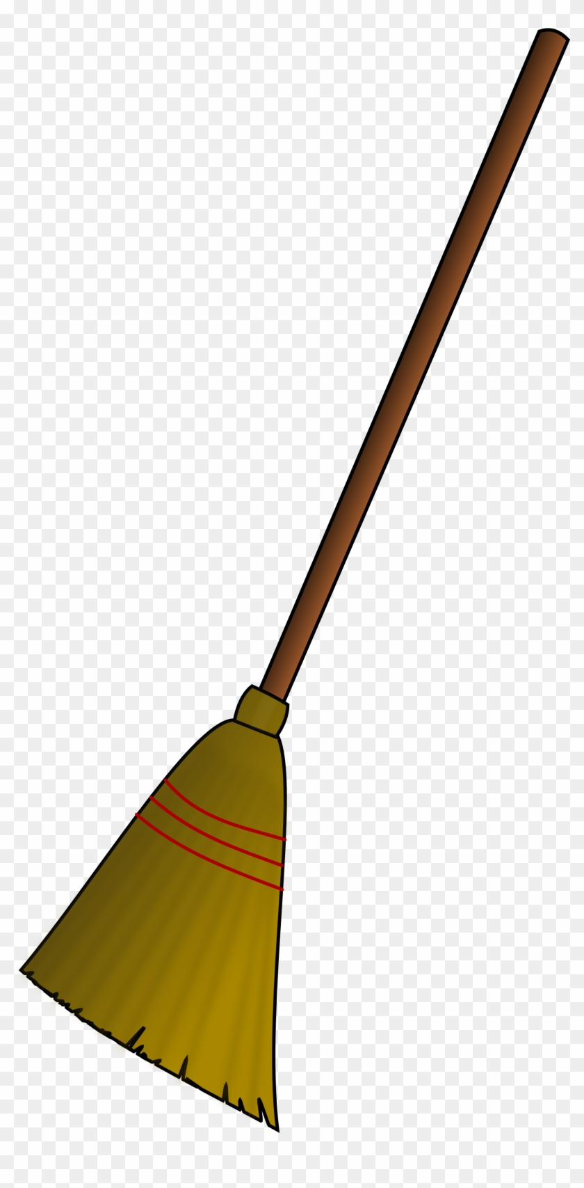 halloween broomstick cliparts cartoon picture of a broom