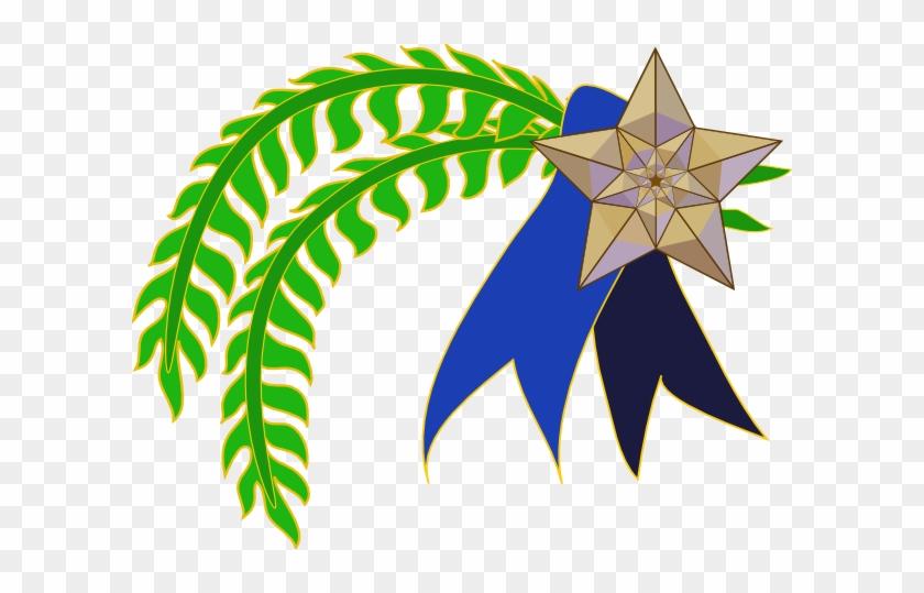 Free Award Ribbon Clipart - Ribbons And Medals Clipart #38953