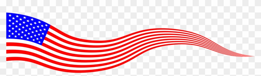 Flag Of The United States Banner Clip Art - Space Center Houston #39128
