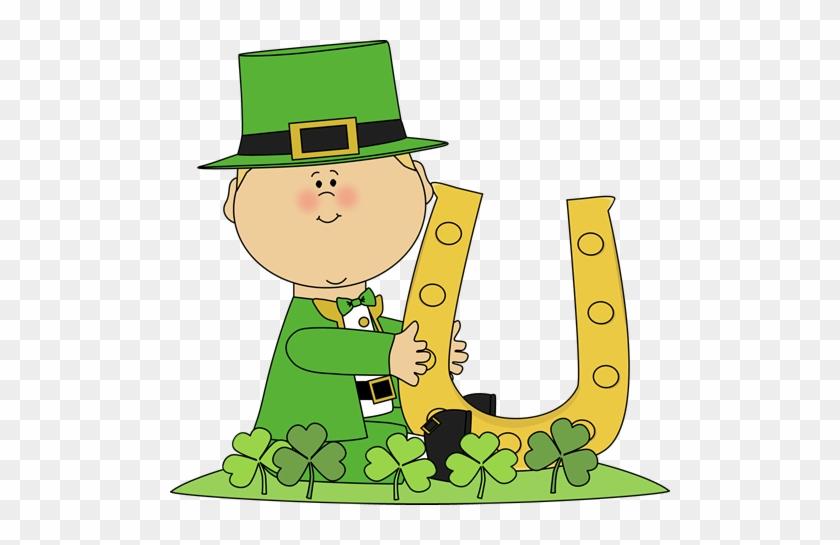 Shamrock Clip Art - Cute St Patrick's Day Clipart #39237