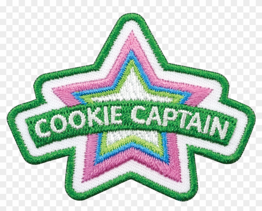 Color - Cookie Captain Girl Scouts #39278