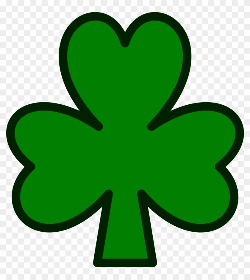 St Patrick's Day Shamrock #39279