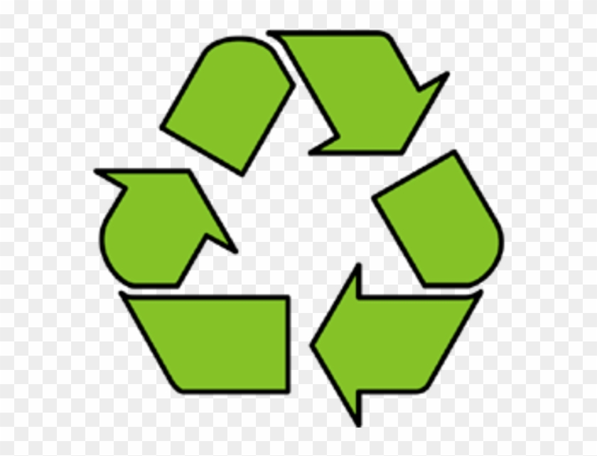 Recycling Logo Image Recycle Symbol Free Transparent Png Clipart