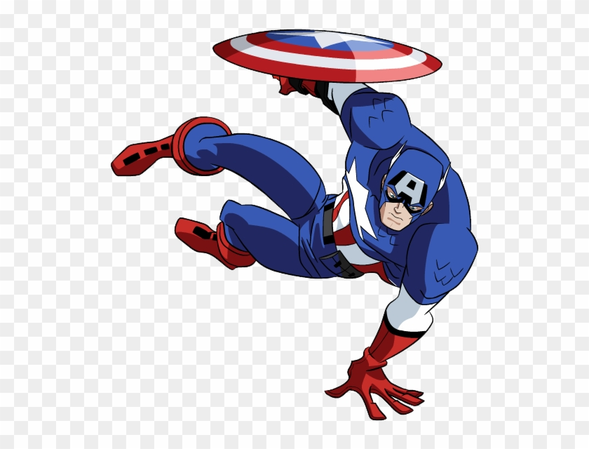 Captain America Clipart - Captain America Clip Art #39460