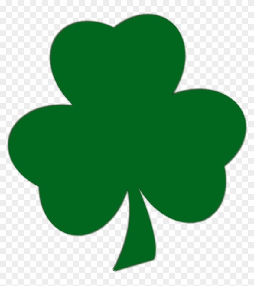 Shamrock Gaillimh Le Gaeilge An Ghaeilge I Ngaillimh - St Patrick's Day Logo #39493