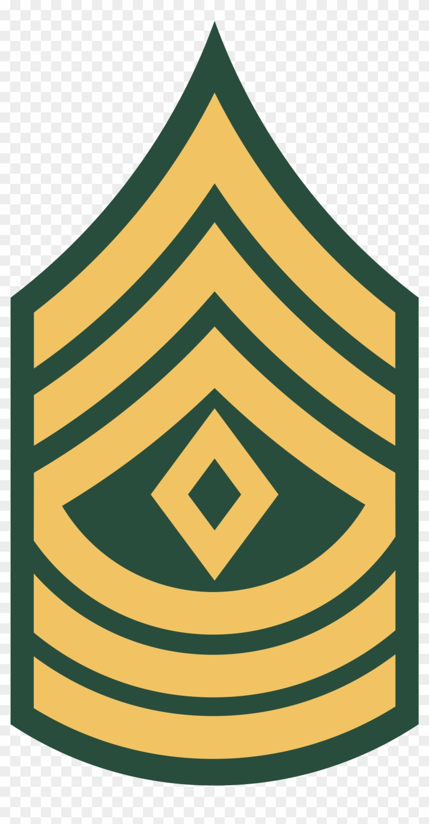 Us Army Logo Clip Art - Army First Sergeant Rank #39544