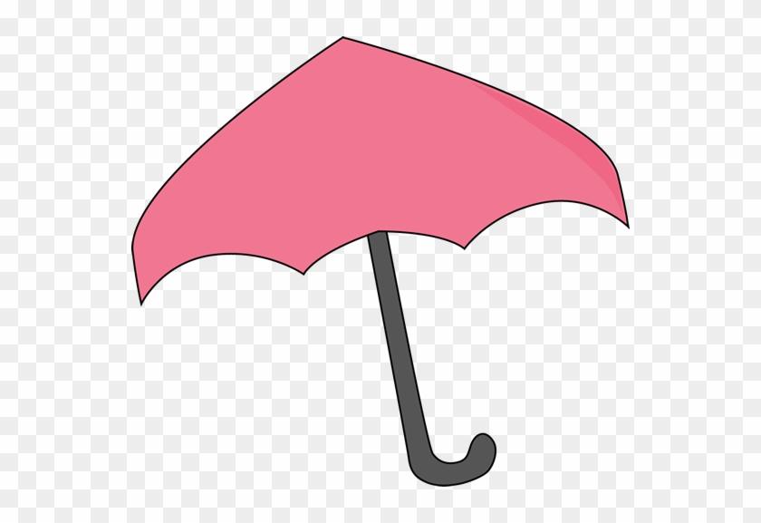 Umbrella Clip Art For Wedding Shower Free - Pink Umbrella Clip Art #39622