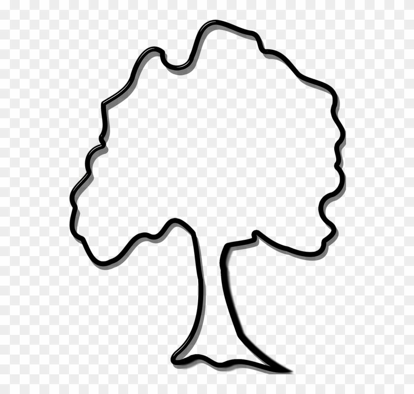 Baum Clipart Schwarz Weiß Baum Clipart Schwarz Weiß Free