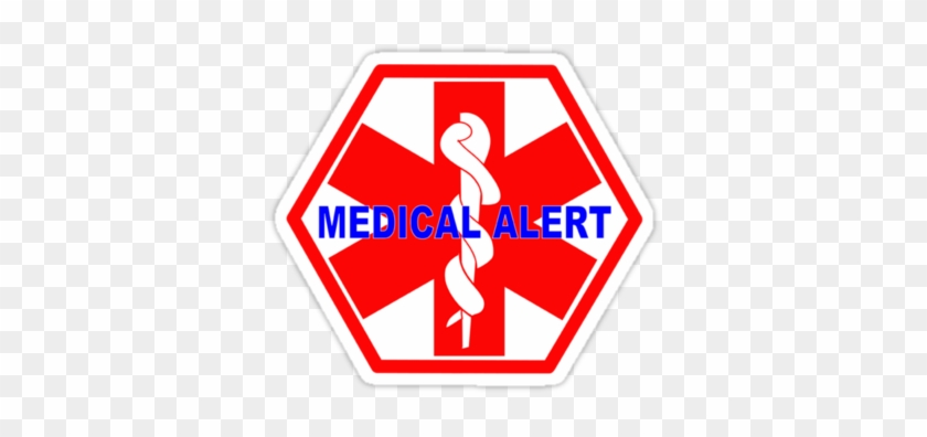 Medical Alert Symbol Clip Art - Medic Alert Epipen Carrier #39922