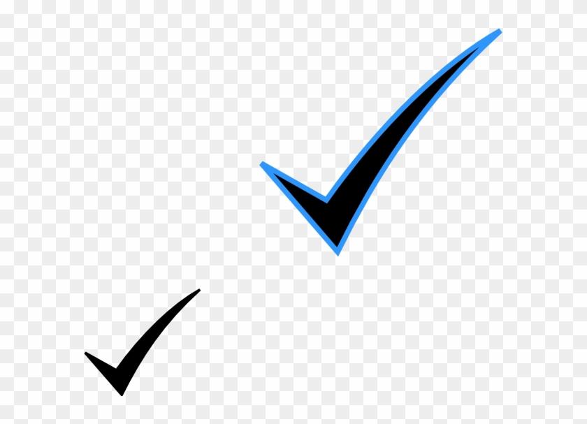 Powerpoint Check Mark Symbol Clipart - Black Check Mark Symbol #39969