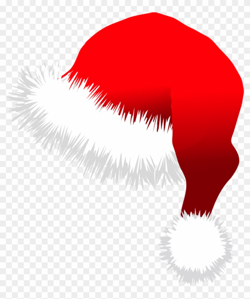 Santa Hat Clipart - Santa Claus Hat #40256