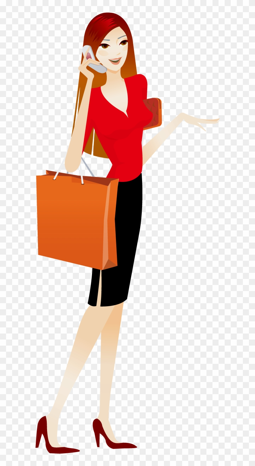 Fashion Adobe Illustrator Clip Art - Fashion #40576