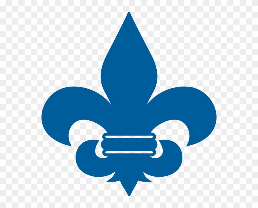 Boy Scout Symbol Clip Art St Joan Of Arc School Logo Free