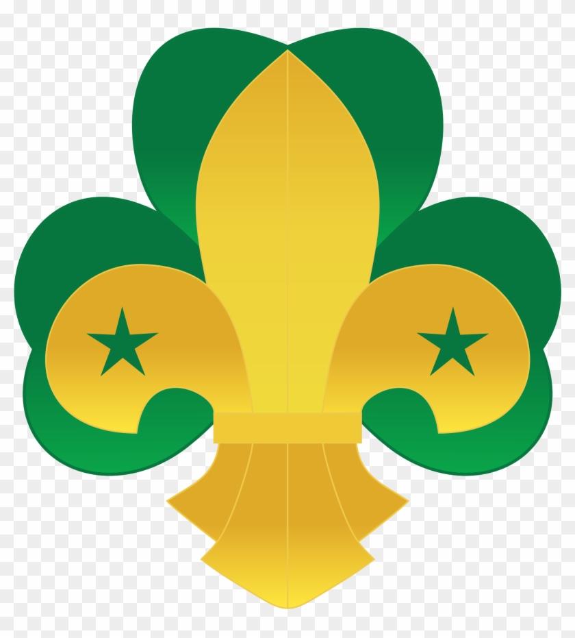 Scouting - Fleur-de-lis In Scouting #40638