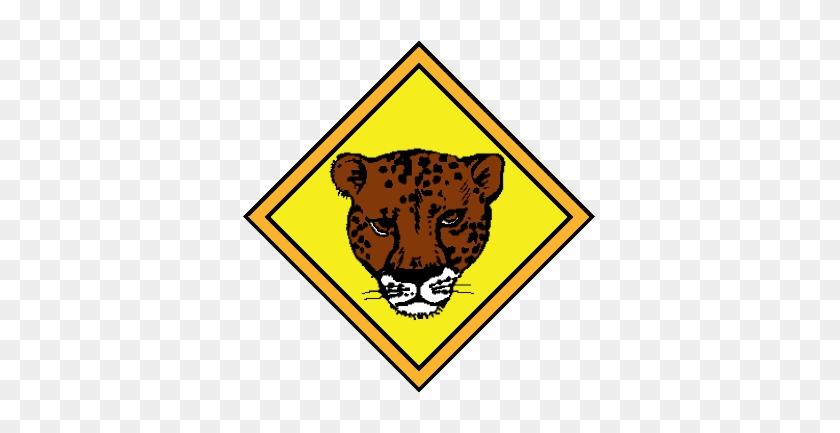 Cheetah Cheetah - Scout Badges South Africa #40742