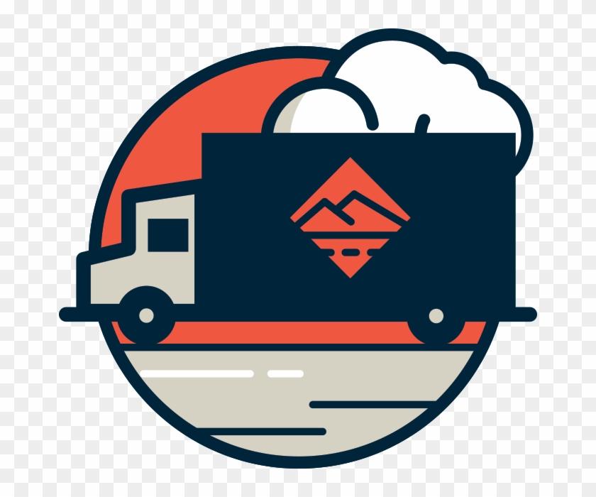 Road Id Shipping Truck - Truck #40785