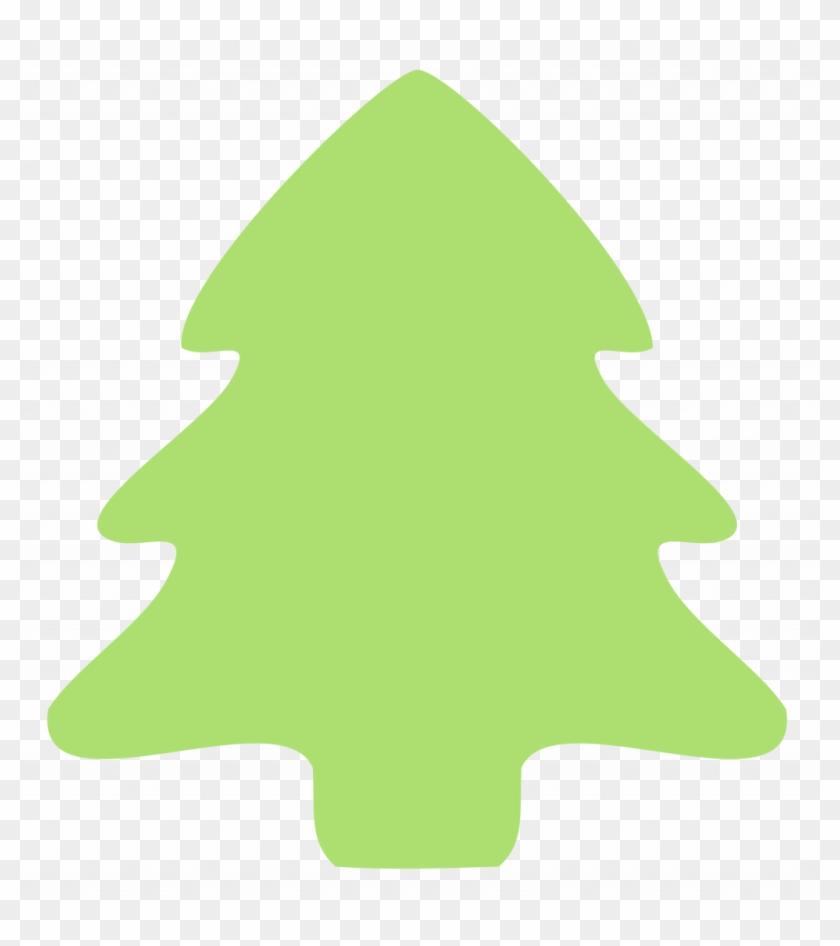 Christmas ~ Christmasree Clip Art Microsoft Clipart - Christmas Tree Green Cartoon #41018