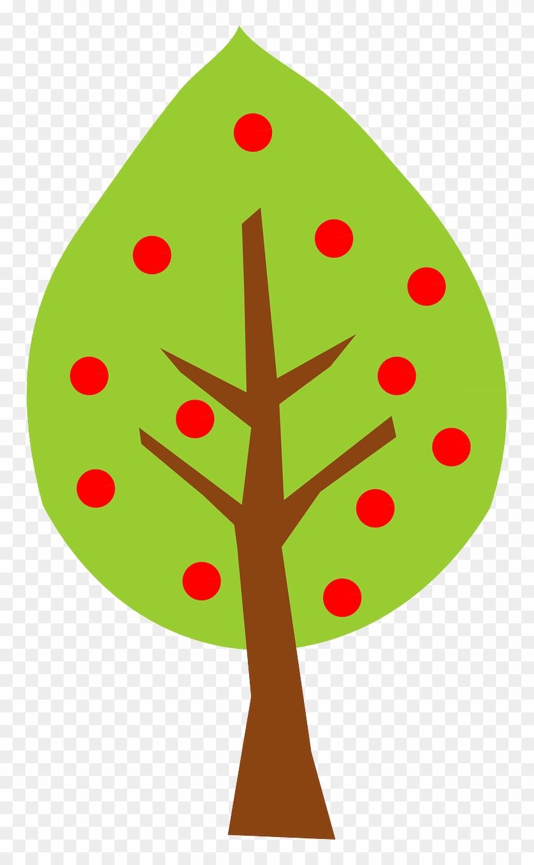 Cartoon Apple Trees Png #41177
