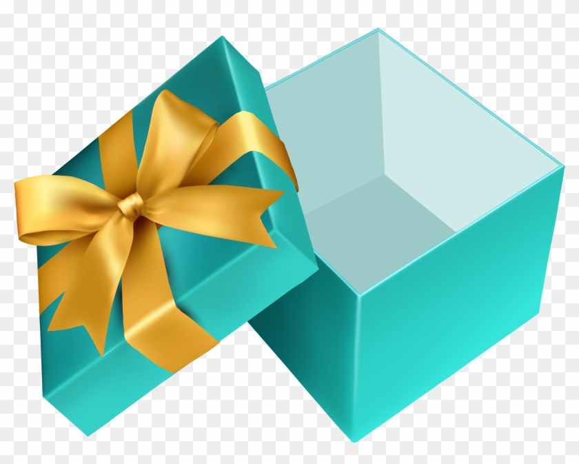 Open The Yellow Gift Box, Gift Vector, Box Vector, Yellow Gift Box PNG and  Vector with Transparent Background for Free Download