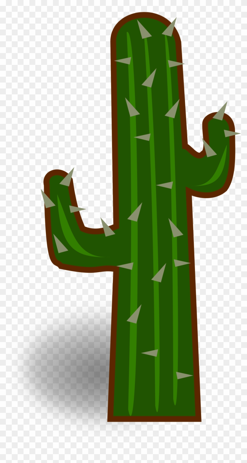 Clipart For Cactus - Cactus Png #41437