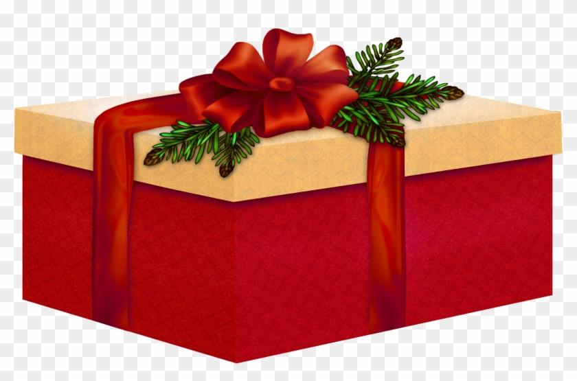 Xmas gifts cliparts