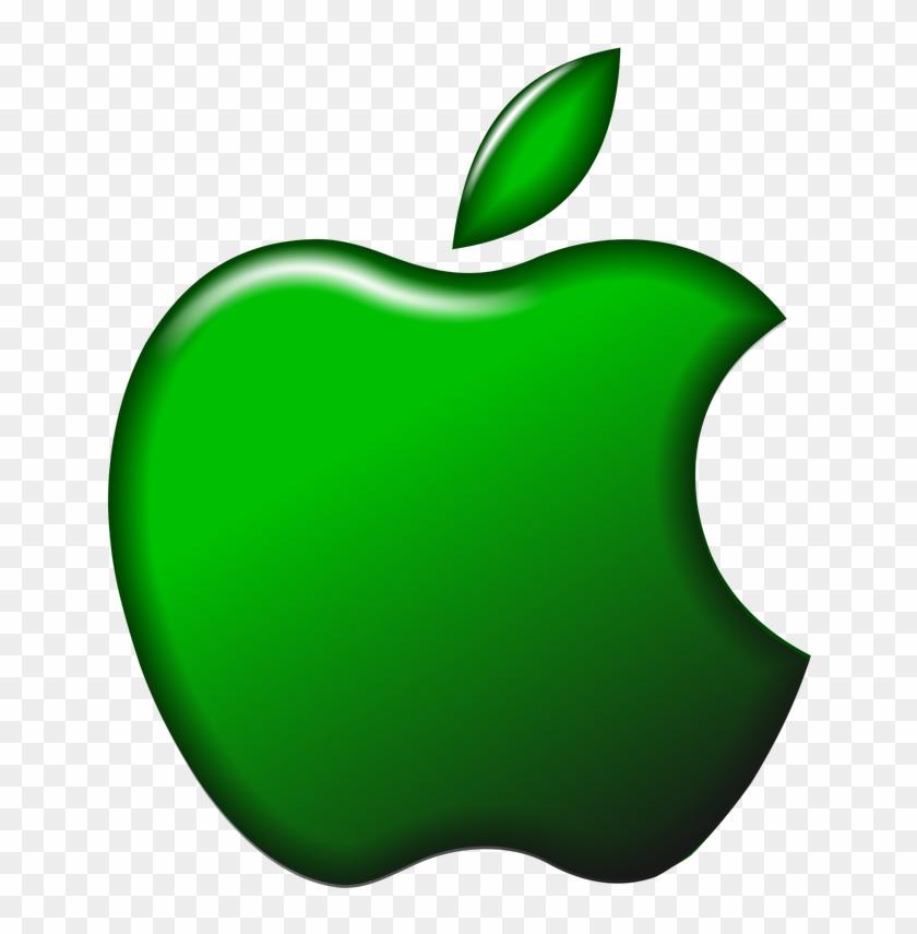 Apple Logo - Apple St Patricks Day #41491