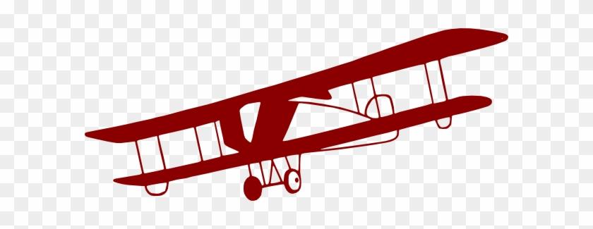 Vintage Airplane Clipart - Vintage Airplane Clipart Transparent Background #41592
