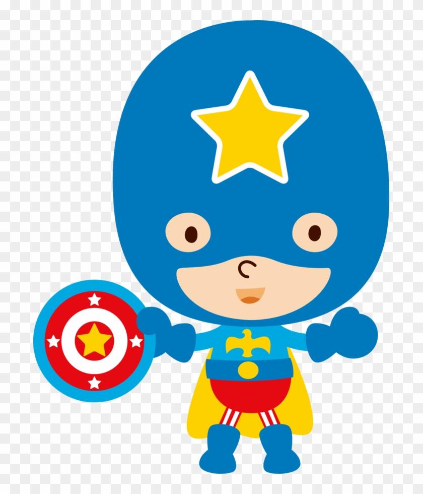 Gifs Y Fondos Pazenlatormenta - Niños Super Heroes Caricaturas #41652