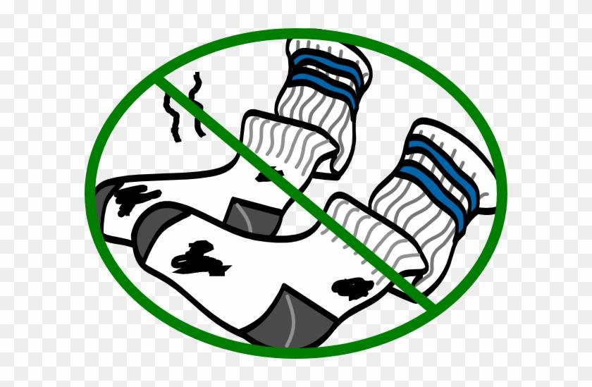 Dirty Clothes Clipart - Socks Clip Art #41659