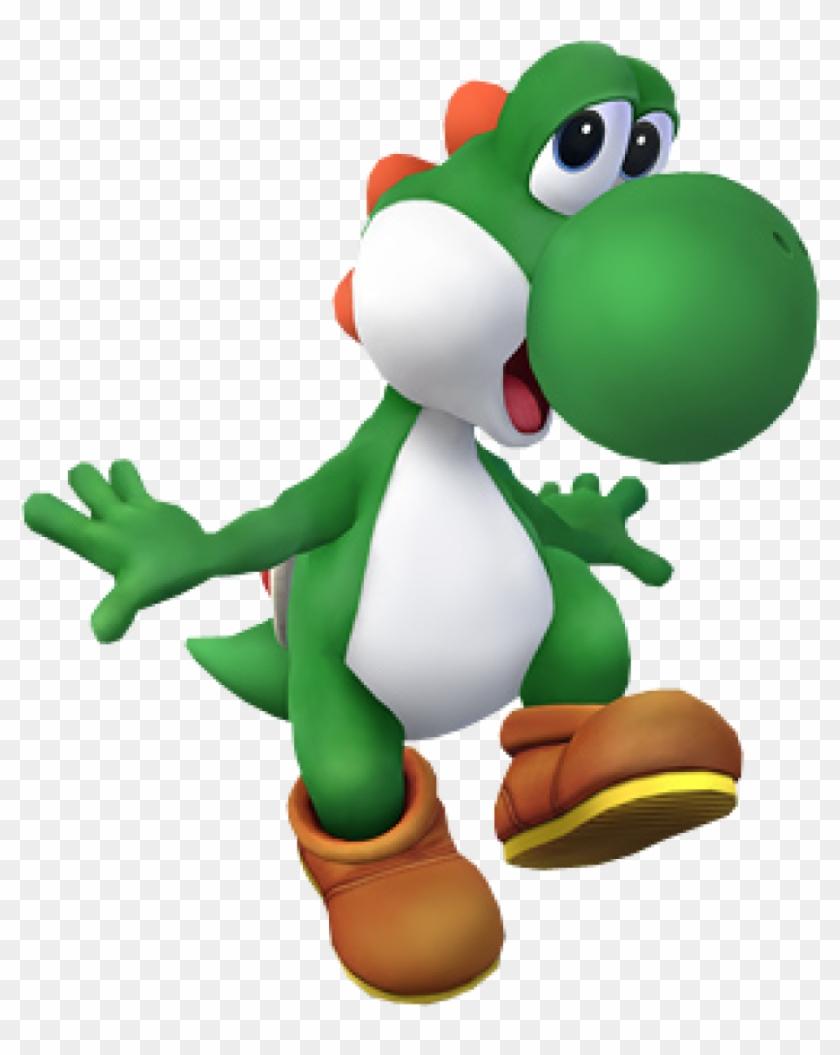 Mario Bros Clip Art - Mario Sports Mix Yoshi #41660