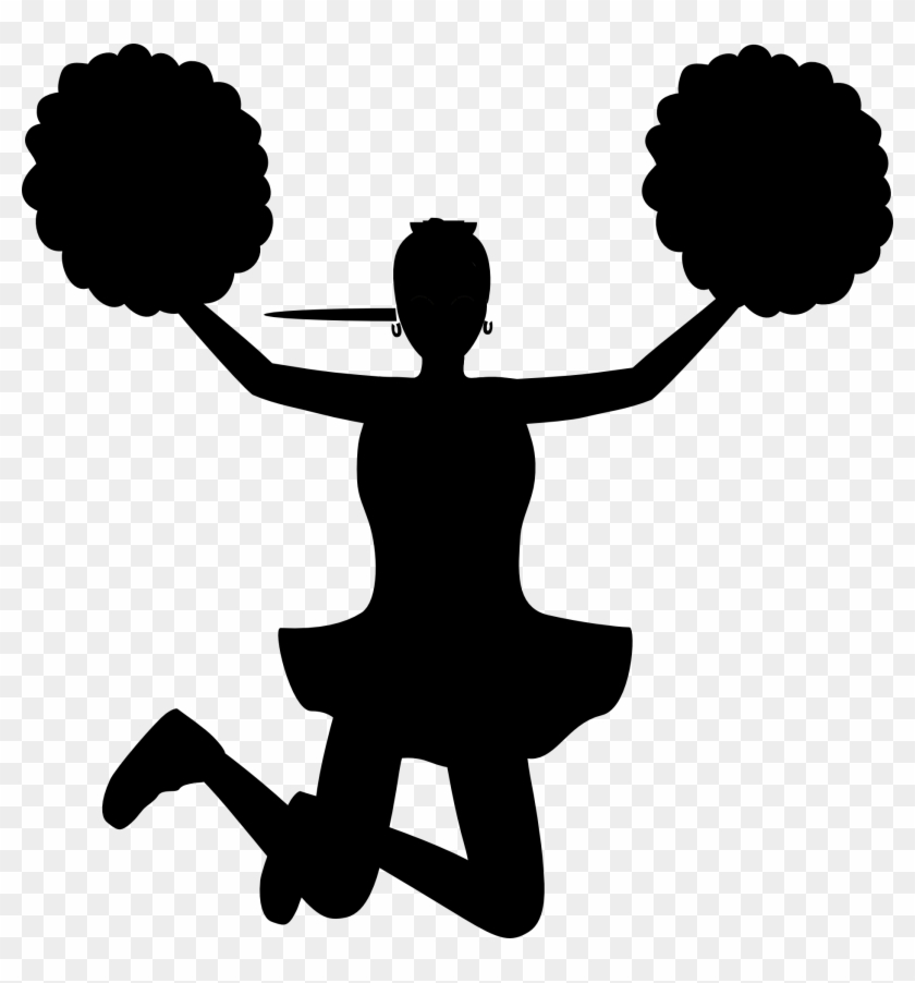 High School Color Guard Tryouts - Cheer Clipart Transparent Background #41995