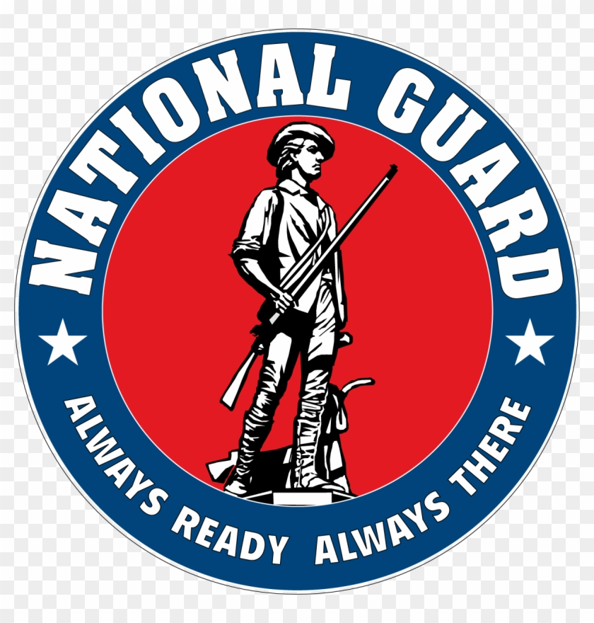 National Guard Vehicle Logo - Army National Guard Logo #42070
