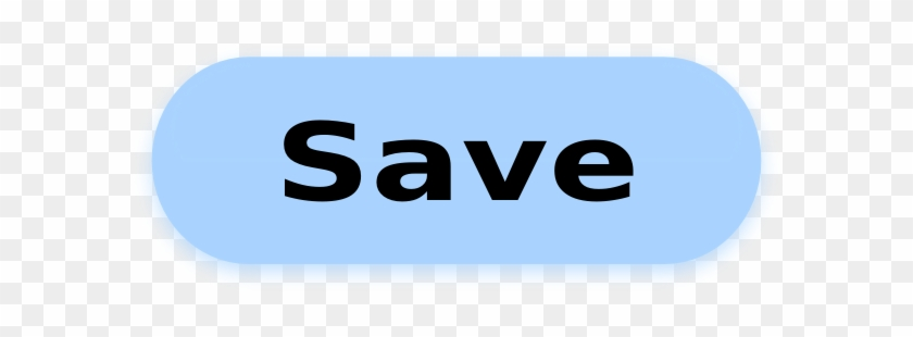 Save-button Svg Clip Arts 600 X 230 Px - Save Button Icon #42079