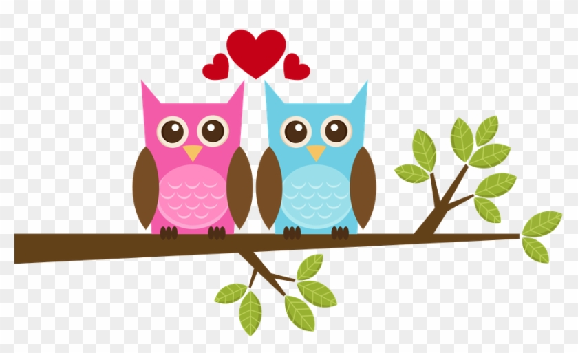Clip Art - Two Owls On A Branch Throw Blanket #42156