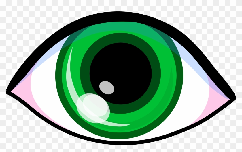 Eyeball Clipart Images - Green Eye Clipart #42260
