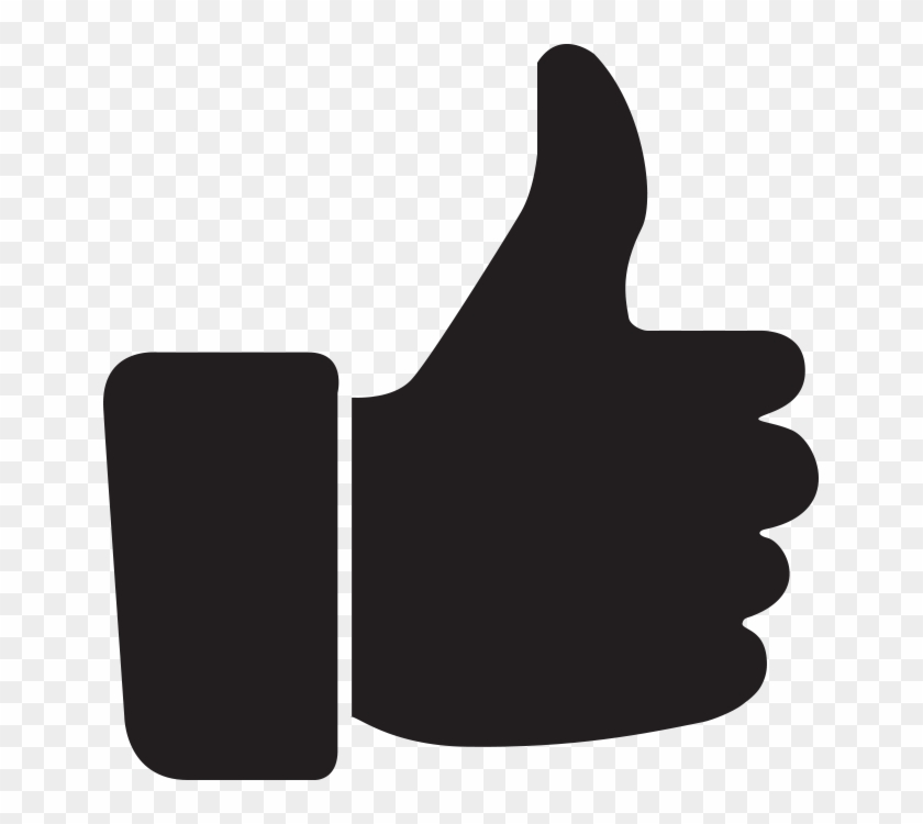 Icon - Transparent Background Thumbs Up Png #42514