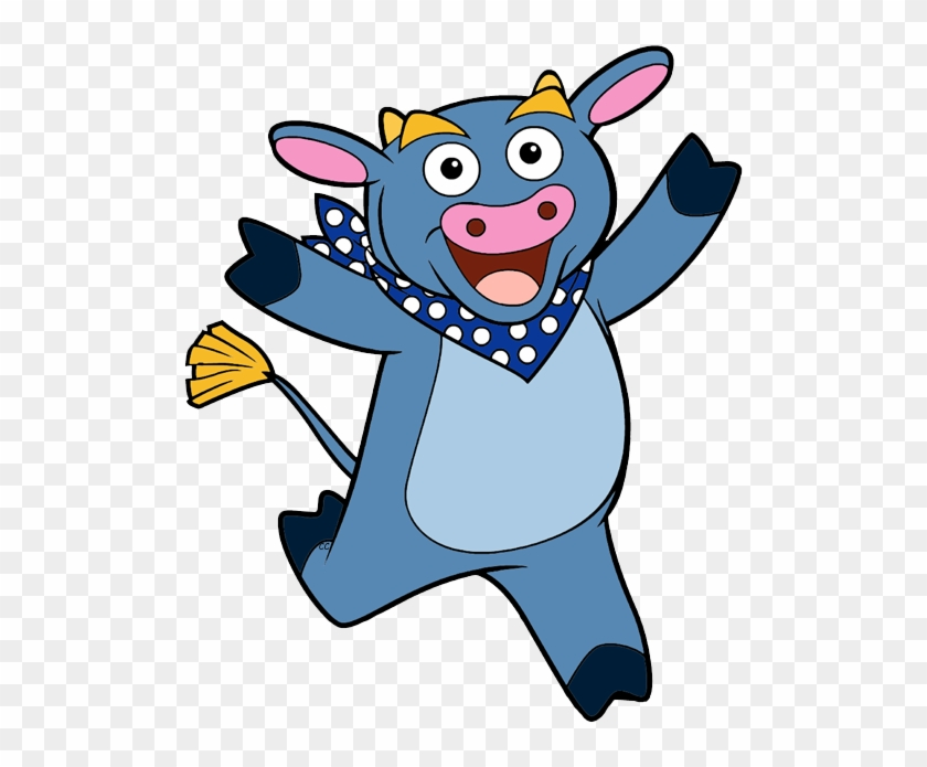 About - Benny The Bull Dora #42515