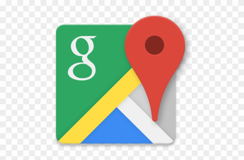 Click Here - Official Google Maps Icon #42770