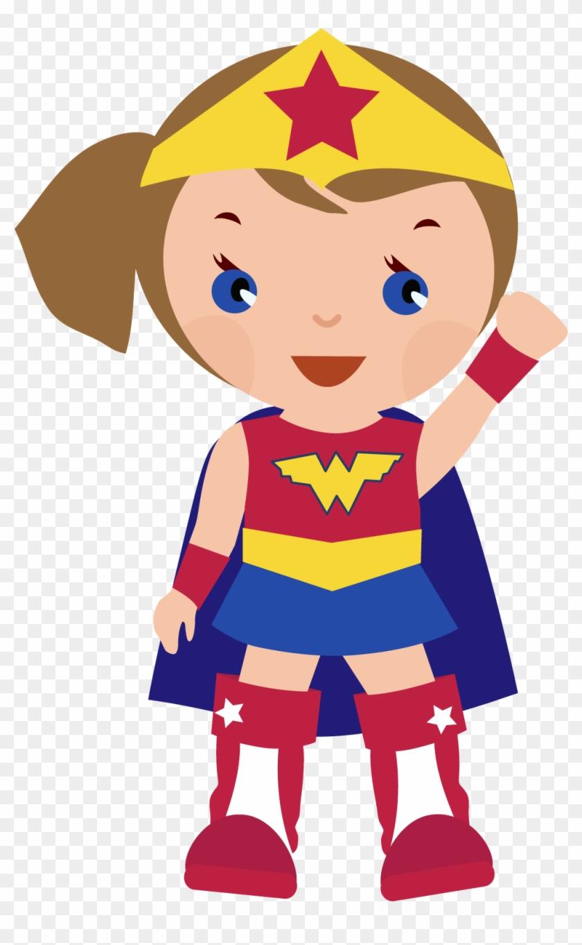 Superhero Scene Cliparts Free Download Clip Art Free - Superhero Clipart #42854