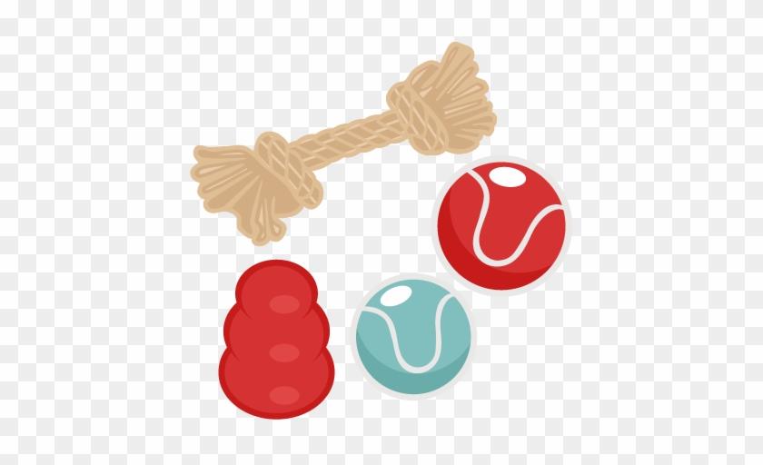 Dog Toys Clipart - Dog Toys Clip Art #42991