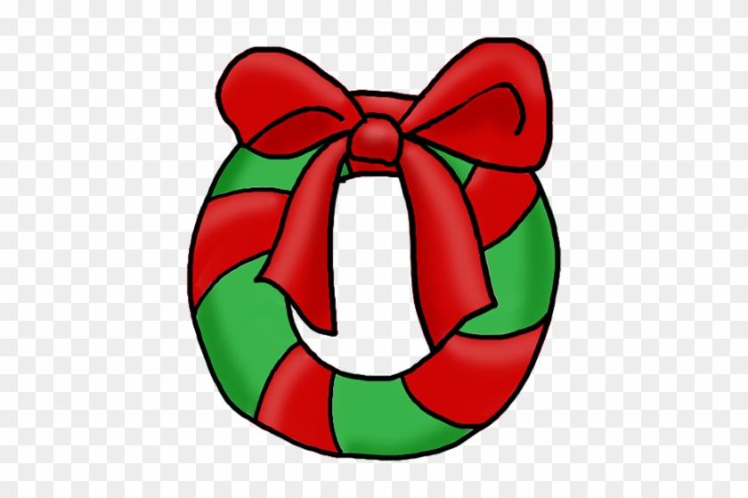 Transparent Christmas Wreath Clipart - Merry Christmas Clip Art #43080