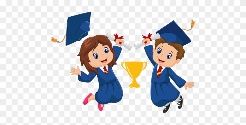 Graduation Clipart Day Care - Graduation Clipart Png #43263