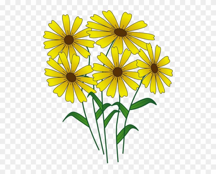 Spring Flowers Spring Flower Clip Art Clipart Free - Flowers Clip Art Jpg #43336