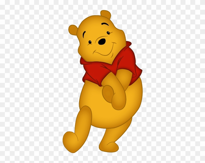 Baby Winnie The Pooh And Friends Clipart Png Images - Winnie The Pooh Clipart #43411